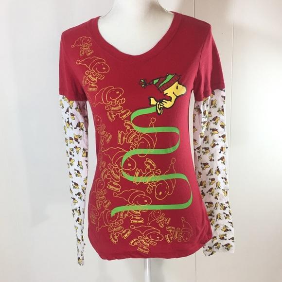 m_5b903023f303690ba689c4f2 - Peanuts Christmas Shirt